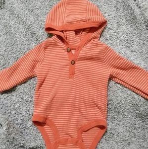 Carter's baby long Sleeve Bodysuits